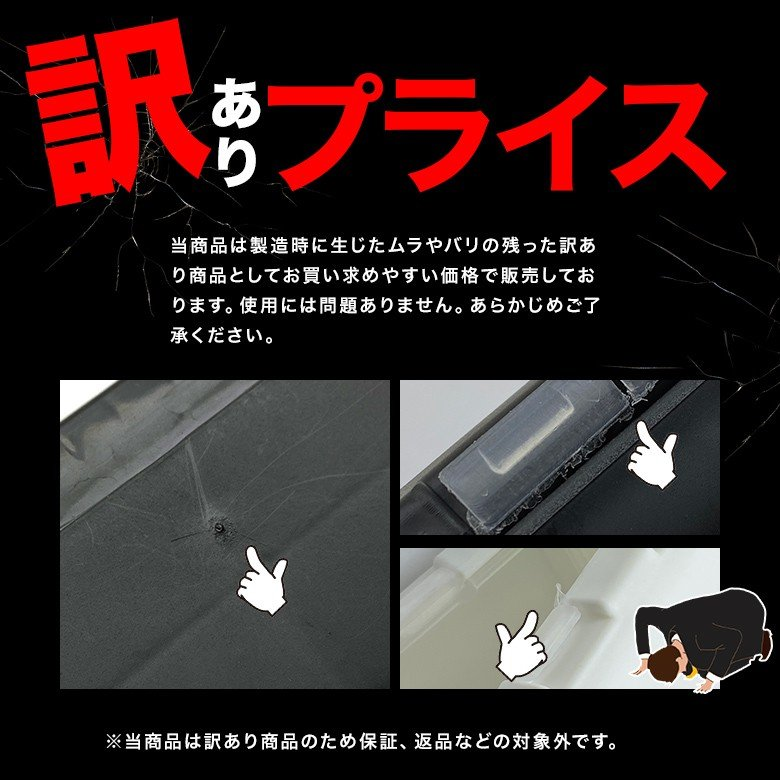 OEM工場仕入れ パカパカ フック・シンカーケース S 新品 フック シンカー 収納 ハードケース コンパクト|tsuriking|08