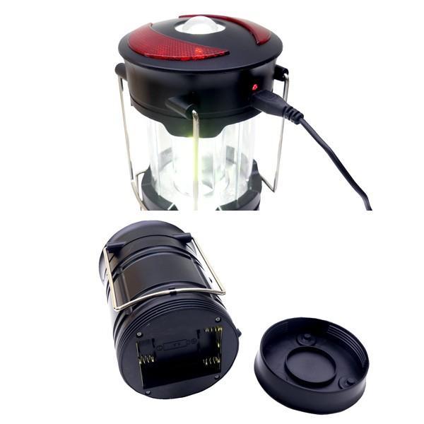 LEDランタン USB充電・電池 2in1給電式 新品 キャンプ アウトドア 夜釣り 懐中電灯 防水仕様 災害グッズ AA-05|tsuriking|15