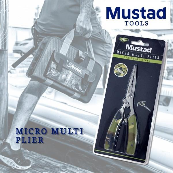 マスタッド Mustad フィネス マルチ スプリットリングプライヤー カモ MT023C 新品 ブラックバス、シーバス、ライトゲーム tsuriking 05