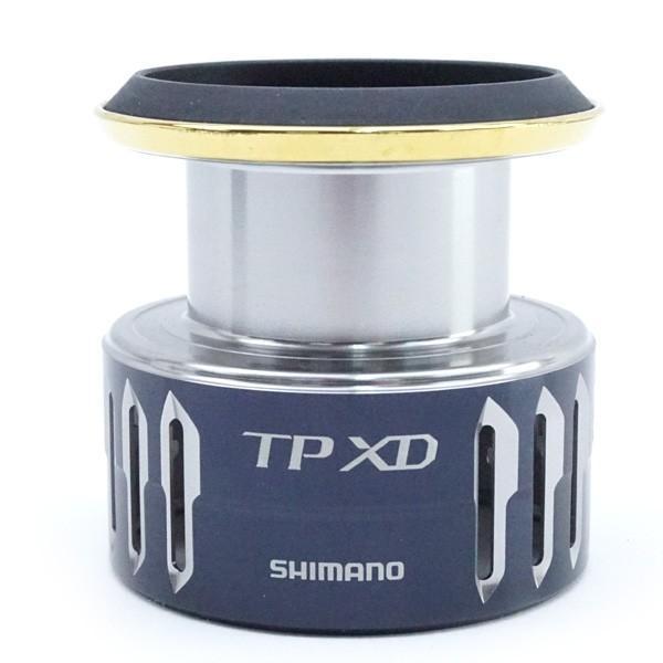 美品 シマノ 17ツインパワーXD 4000XGスプール/C442M|tsuriking|02