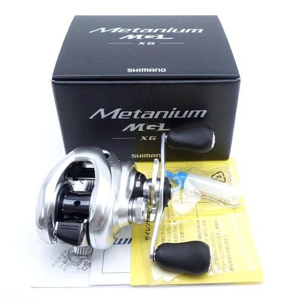 未使用品 シマノ 16メタニウム MGL XG 右/C501M|tsuriking