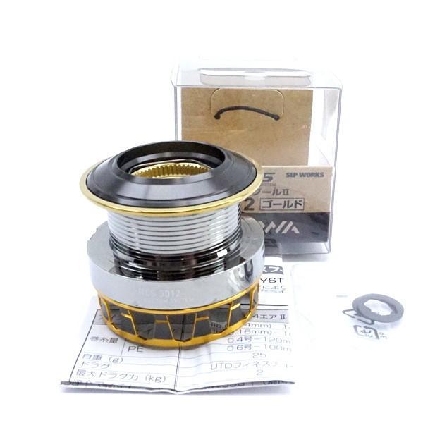 未商品 ダイワ RCS エアスプールII 3012 ゴールド/C484S|tsuriking