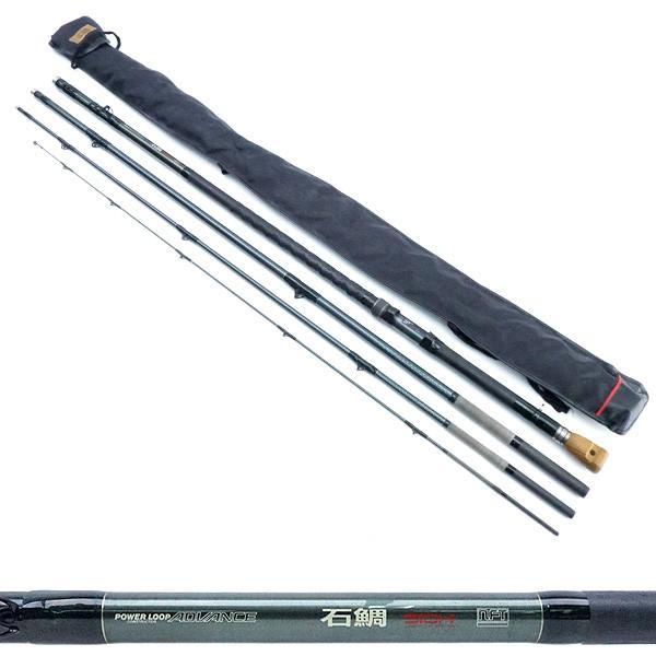 美品 NFT パワーループ アドバンス 石鯛510H/D235L|tsuriking