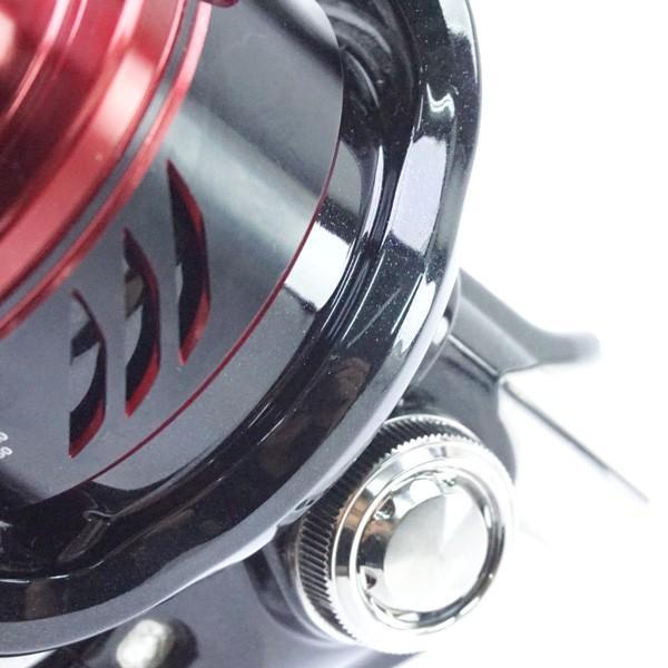 美品 シマノ 16BB-X ラリッサ 2500DXG ファイアブラッドブレーキレバー付き/E015M|tsuriking|05