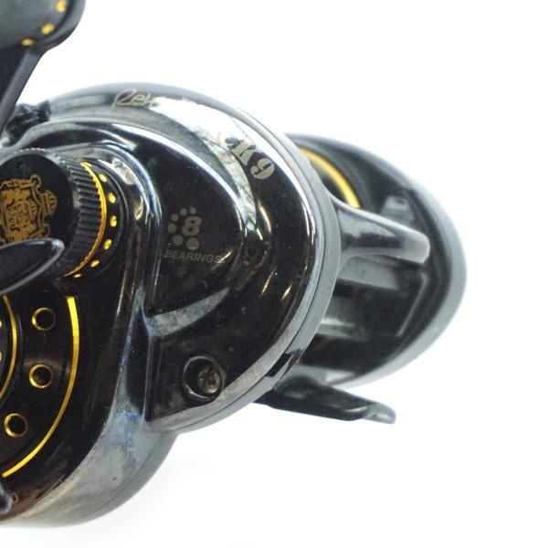 アブガルシア ベイトリール レボ ブラック9 左/F557M|tsuriking|05