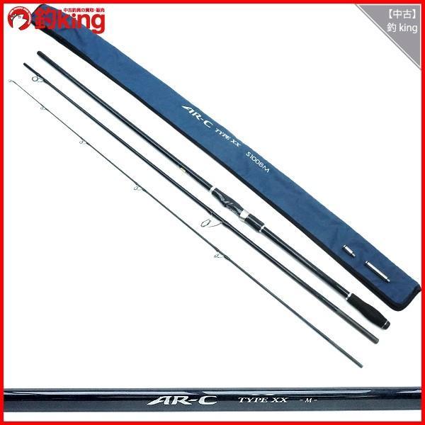 シマノ ロッド AR-C タイプXX S1008M/F565L 極上美品|tsuriking