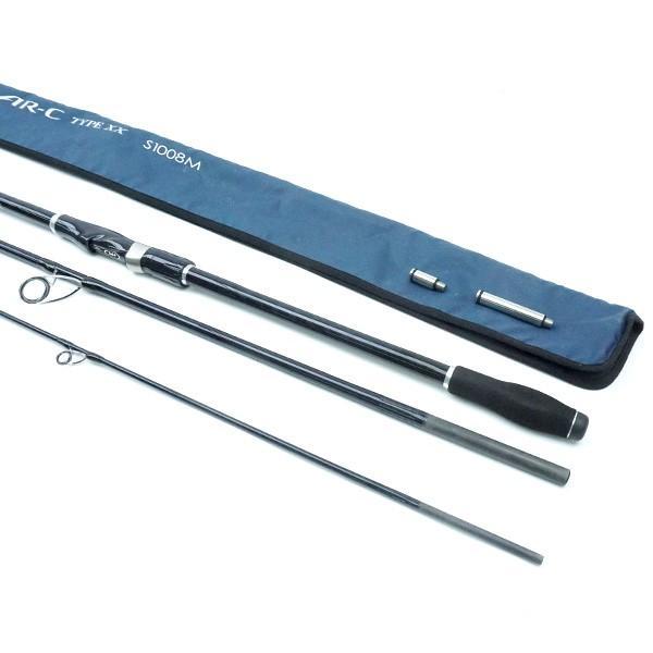 シマノ ロッド AR-C タイプXX S1008M/F565L 極上美品|tsuriking|04