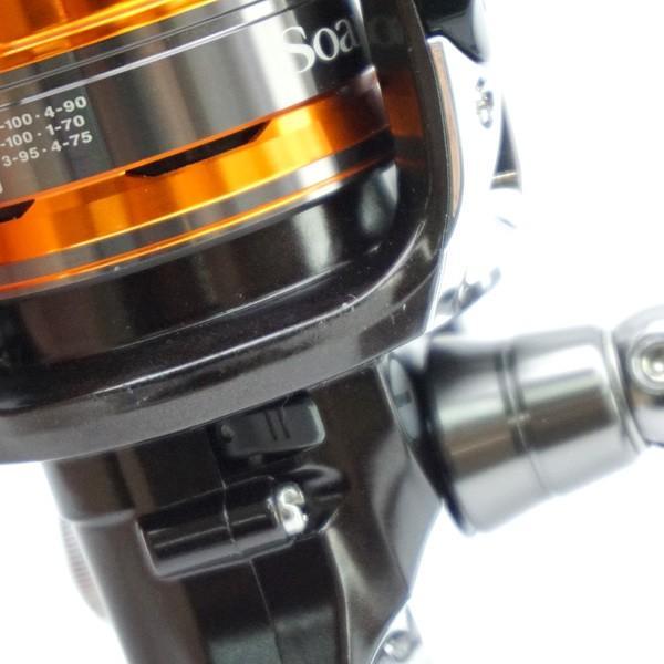 シマノ 13ソアレ BB C2000PGSS/J275M スピニングリール 美品|tsuriking|04