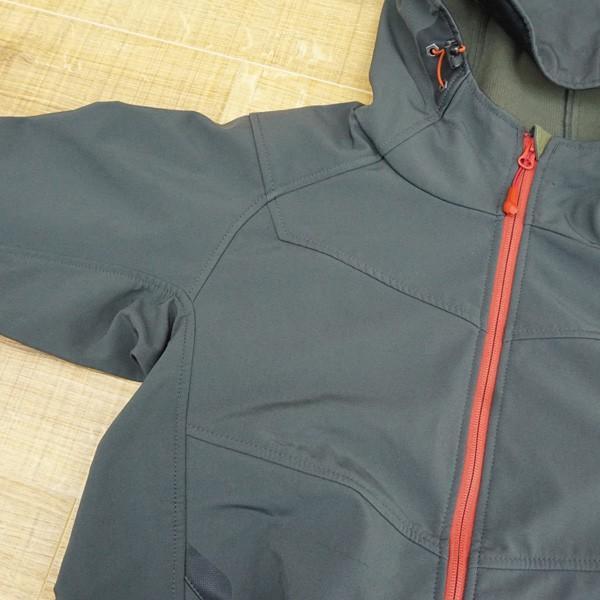 シマノ ストレッチ 3レイヤージャケット JA-040M Mサイズ/K498M ウェア 美品|tsuriking|03