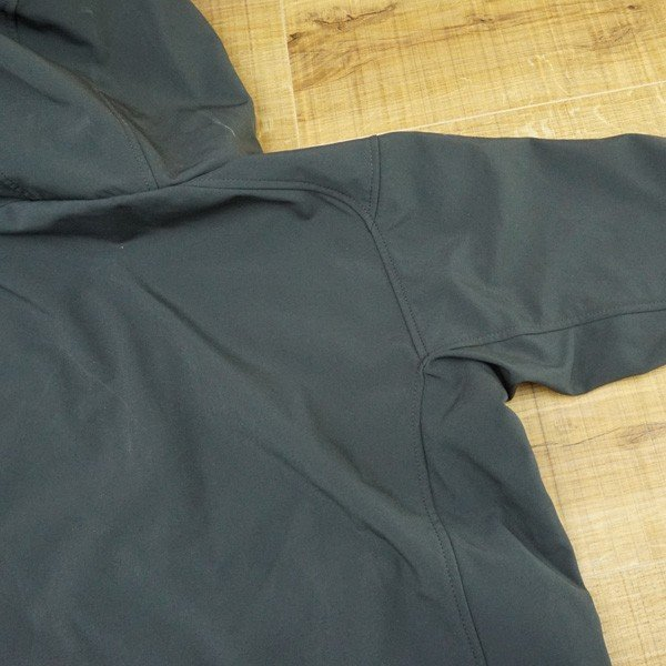 シマノ ストレッチ 3レイヤージャケット JA-040M Mサイズ/K498M ウェア 美品|tsuriking|07