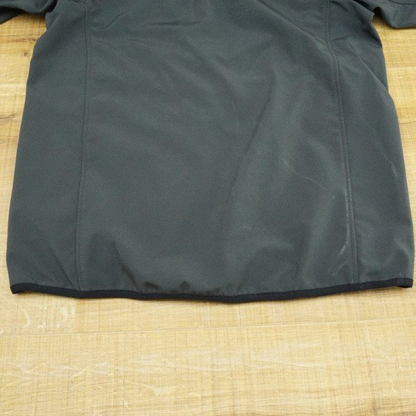 シマノ ストレッチ 3レイヤージャケット JA-040M Mサイズ/K498M ウェア 美品|tsuriking|09