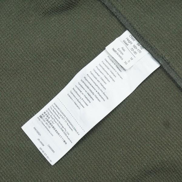 シマノ ストレッチ 3レイヤージャケット JA-040M Mサイズ/K498M ウェア 美品|tsuriking|10