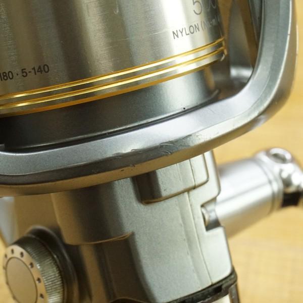 シマノ 02ツインパワー 5000HG/K603M スピニングリール tsuriking 06