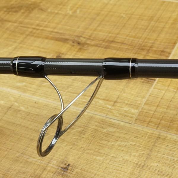 リップルフィッシャー モンスターインパクト 101HH Nano/K600Y 極上美品 ヒラスズキ用 ロッド tsuriking 09