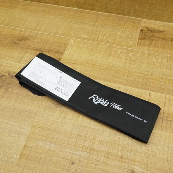 リップルフィッシャー モンスターインパクト 101HH Nano/K600Y 極上美品 ヒラスズキ用 ロッド tsuriking 10