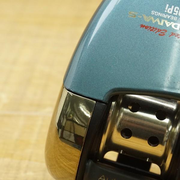 ダイワ TD-S 105Pi リミテッドエディション/L069M ベイトリール 極上美品 tsuriking 05