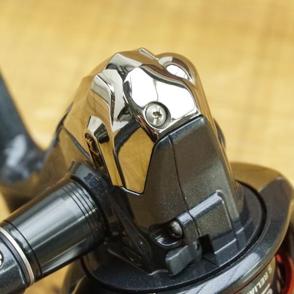 シマノ 08セフィア CI4 C3000SDH/L320M 極上美品 スピニングリール|tsuriking|04