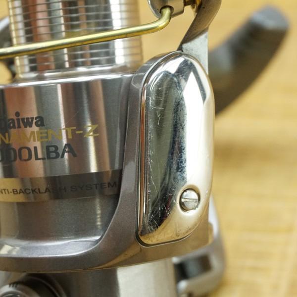 ダイワ トーナメント ISO Z 3000LBA 3000、2500 替スプール付/L336M 美品 スピニングリール|tsuriking|06