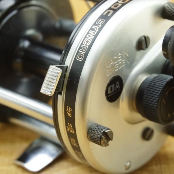 アブガルシア アンバサダー  6500C シンクロ 16-060-68/L342M 美品 ベイトリール|tsuriking|09