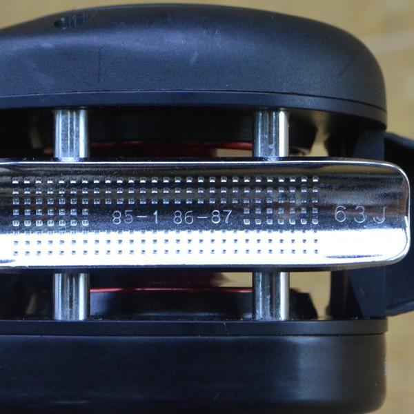 アブガルシア アンバサダー 521 フリッピング エビス/L415M ベイトリール 美品|tsuriking|06