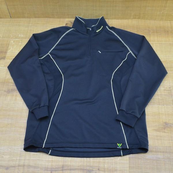 シマノ ジップシャツ SH-012H Lサイズ ゴアテックス レインキャップ CA-111F CA-143G フィッシングウェア 4点セット/M258M フィッシングキャップ|tsuriking|02