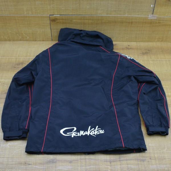 がまかつ オールウェザースーツ GM-3360 M/M267M ウェア 美品|tsuriking|03