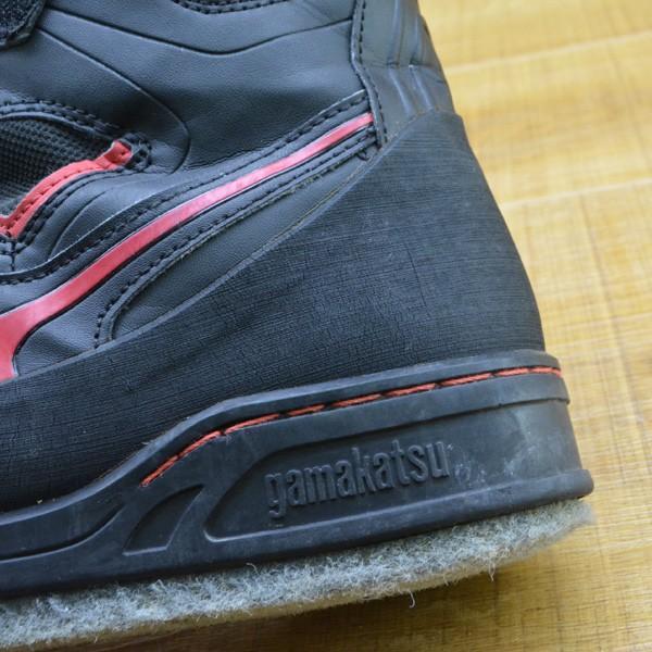 がまかつ フェルトスパイクシューズ GM-4500 L/M269M 磯靴 磯シューズ|tsuriking|10