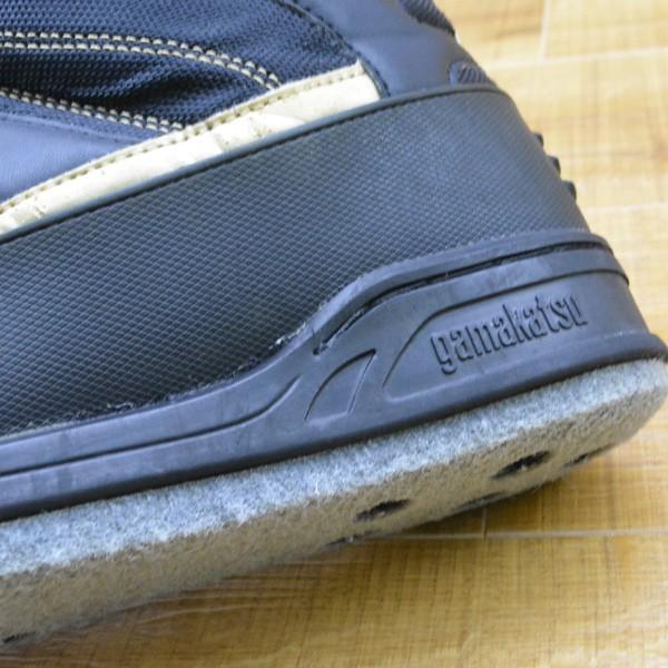 がまかつ ブリザテック フェルトスパイクシューズ GM-4517 L/M271M 磯靴 磯シューズ|tsuriking|06