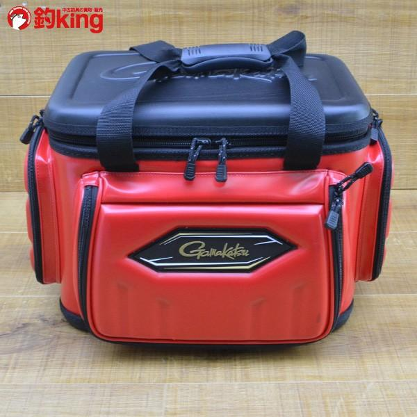 がまかつ ハイブリッド成型タックルバッグ20 GB-315/M275L 磯バック バッカン タックルボックス 美品|tsuriking