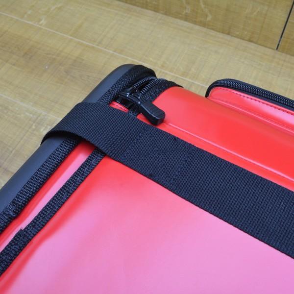 がまかつ ハイブリッド成型タックルバッグ20 GB-315/M275L 磯バック バッカン タックルボックス 美品|tsuriking|07