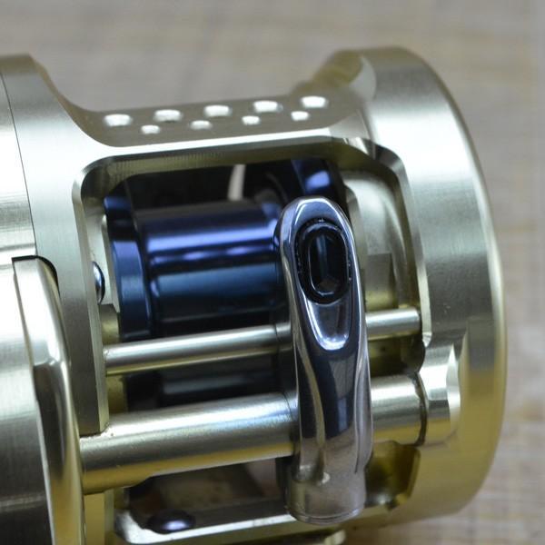 シマノ 15オシアコンクエスト 200PG/M252M ベイトリール ライトジギング タイラバ オフショアリール美品|tsuriking|05