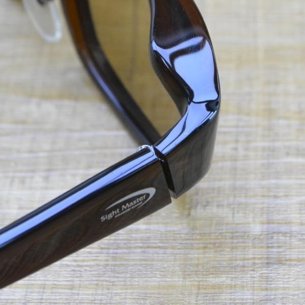 ティムコ サイトマスター アウトライダーブラウン スーパーライトブラウン/M343M 美品 偏光グラス tsuriking 06
