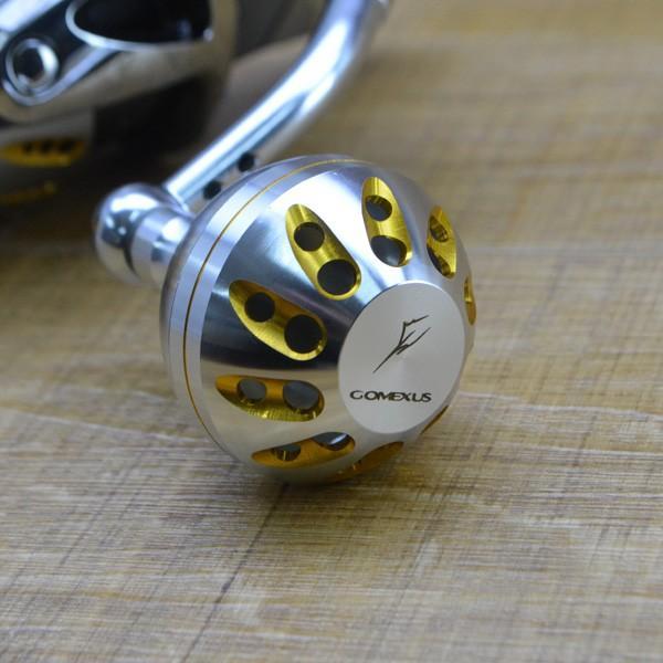 シマノ 07ステラ 4000S アルミハンドル 夢屋バランサー付き/M344M 美品 スピニングリール|tsuriking|09