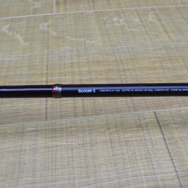 シマノ セフィア SS メタルスッテ B606M-S/M346L 美品 エギングロッド tsuriking 06