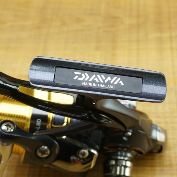 ダイワ 16プレイソ 2000H-LBD/M440M レバーブレーキリール 美品|tsuriking|03