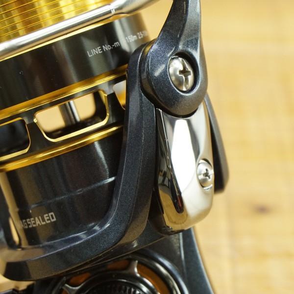 ダイワ 16プレイソ 2000H-LBD/M440M レバーブレーキリール 美品|tsuriking|05