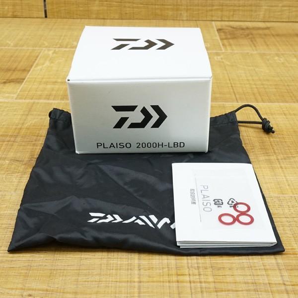 ダイワ 16プレイソ 2000H-LBD/M440M レバーブレーキリール 美品|tsuriking|10
