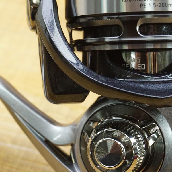 ダイワ 14カルディア 3012H/M446M 極上美品 スピニングリール|tsuriking|05