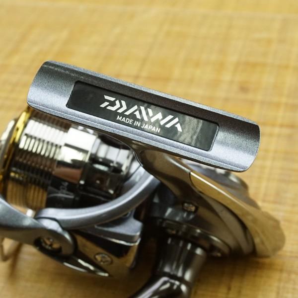 ダイワ 15ルビアス 2004/M456M 美品 スピニングリール tsuriking 03