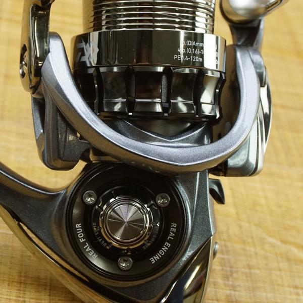ダイワ 15ルビアス 2004/M456M 美品 スピニングリール tsuriking 05