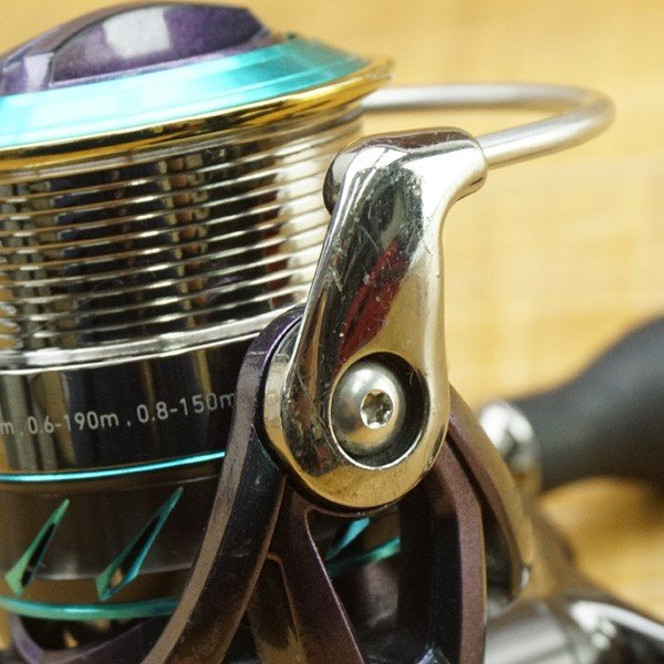 ダイワ 14エメラルダス MX 2508PE-DH/M460M スピニングリール|tsuriking|06