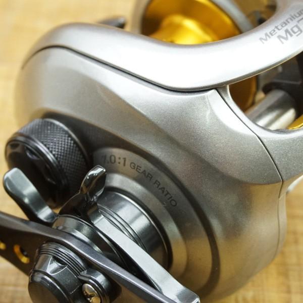シマノ 07メタニウム Mg7/M467M 極上美品 ベイトリール|tsuriking|07
