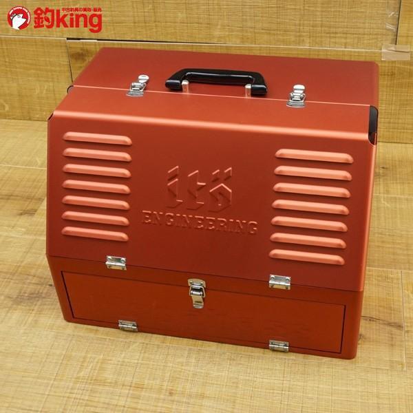 メガバス ITOエンジニアリング アサイラム/M466M 極上美品 タックルボックス|tsuriking