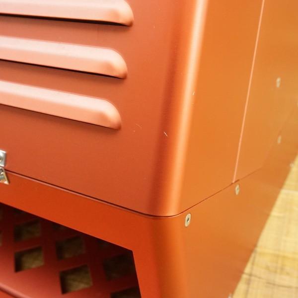 メガバス ITOエンジニアリング アサイラム/M466M 極上美品 タックルボックス|tsuriking|09