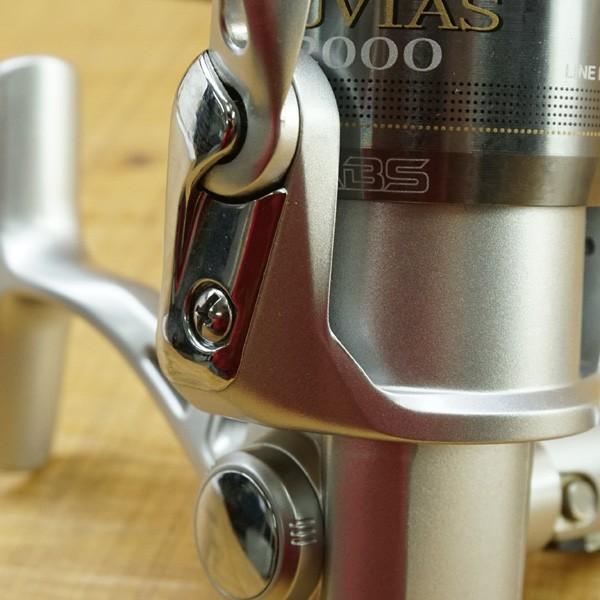 ダイワ 04ルビアス 2000/M480M 極上美品 スピニングリール|tsuriking|06