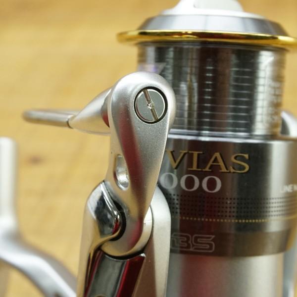 ダイワ 04ルビアス 2000/M480M 極上美品 スピニングリール|tsuriking|07