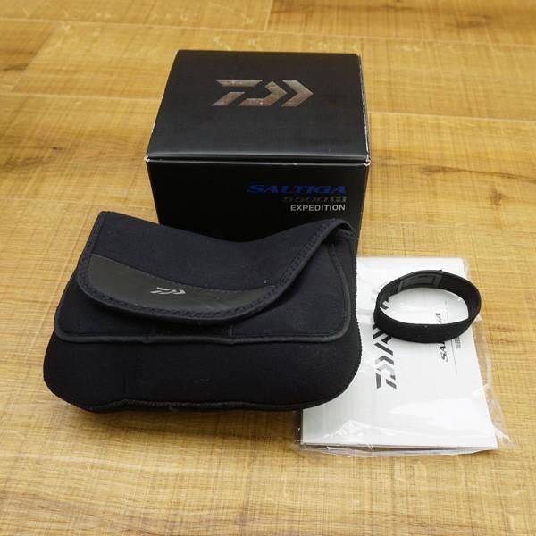 ダイワ 14ソルティガ 5500H  EXP エクスペディション/Q692M 美品 スピニングリール|tsuriking|10