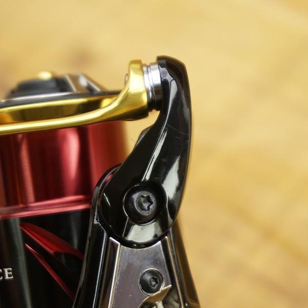 シマノ 17BB-X ハイパーフォース C3000DXG/R225M 美品 スピニングリール tsuriking 07