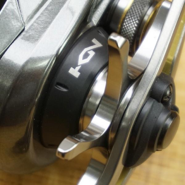 シマノ 16アルデバラン XG 左/R231M ベイトリール バス釣り 極上美品|tsuriking|08