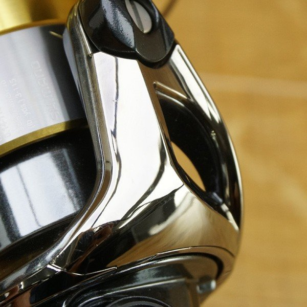 シマノ 14ステラ 1000PGS/R235M スピニングリール トラウト ソルトライトゲーム 極上美品 tsuriking 06